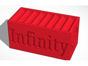 Infinity Container 3
