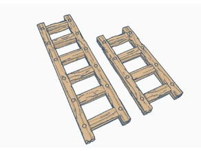 OpenForge Ladders - 28mm