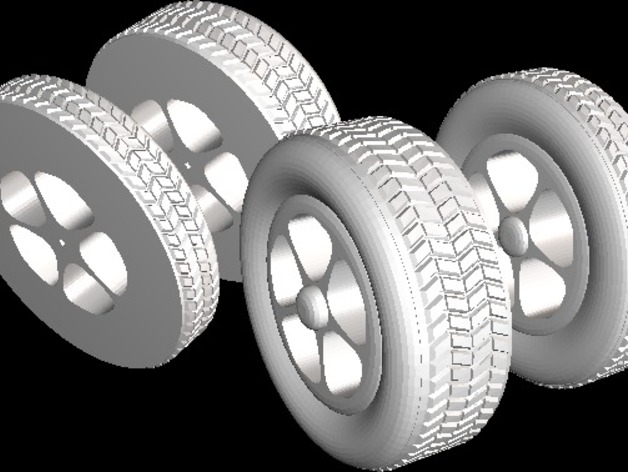 Tires For Toys 66