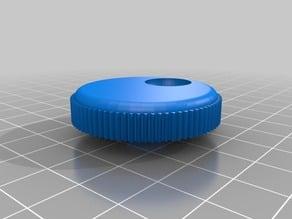 Spinner knob for rotary encoder.