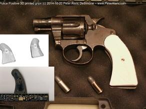 Colt Police Positive grips
