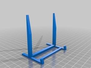 Blu-Ray / Steelbook holder / useful stringing test