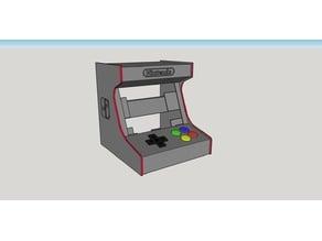 Nintendo Switch NX Arcade cabinet