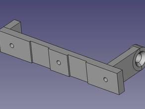 Robo3D front mount bracket (for LCD)