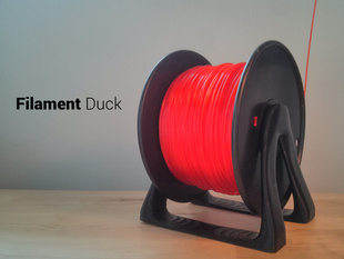 Filament Duck - filament spool stand