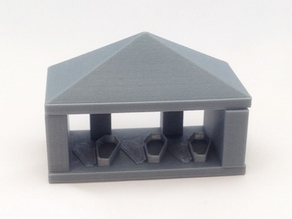 vampire crypt 2 part no printing supports needed