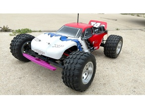 Wide Bumper for Team Associated RC10 T4.2