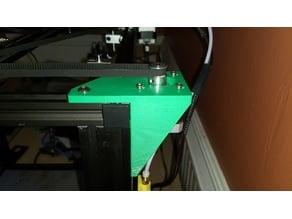 Creality Ender-4 motor mounts