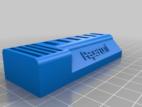Peperoni mods to USB stick and SD card holder