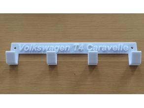 Volkswagen T4 clothes hook