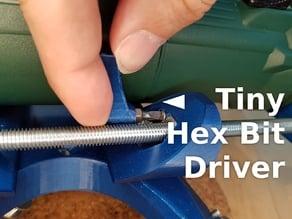 Tiny Hex bit Driver