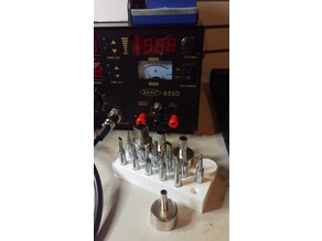 Soldering Tip Stand