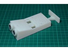Gabarit de perçage/vissage en angle, trous de 8 mm et 10 mm Holes Jig