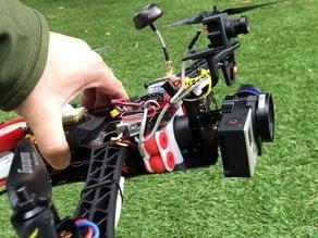 TBS Discovery adaptor mount gimbal Tarot T-2D