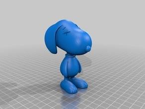 Snoopy X kaws