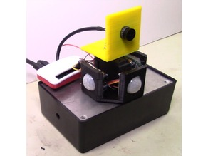 Motion Servo Camera Mount