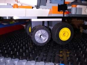 Lego Style Wheel Rim