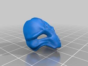 Half Mask Miniaturized