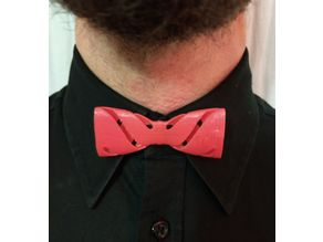 Bow tie ok for FFF (FDM) print