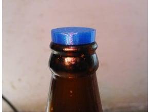 Tapa para botella TPU - editable