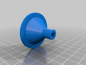Potentiometer knob