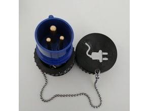 Cover Plug Male 216-6.V2