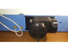 Replacement Blower Housing for K40 Laser Cutter/Engraver
