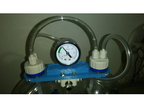 CO2 kit for Acquarium