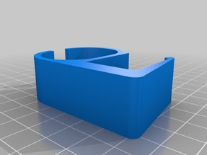 yet another cable clip for your desk