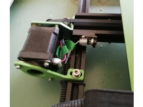 Y Axis Damper mount