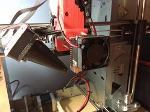 Ventilador de capa (40mm)