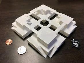 Block Fort - Mario Kart 64