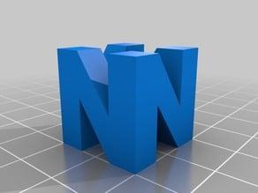 Nintendo 64 Cube