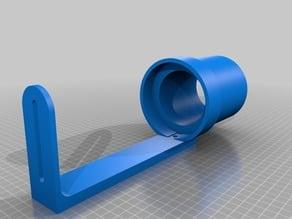 2x Speedlight to Neewer Softbox (circular studio mount)