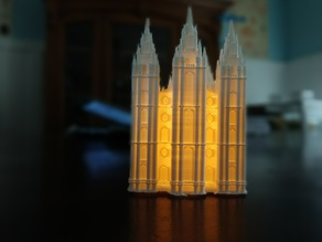 SLC_ temple tealight cover