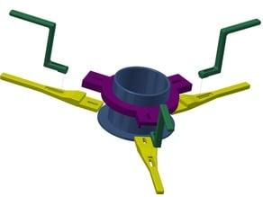 Minimalistic Filament Spool