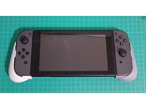 Nintendo Switch portable mode grips