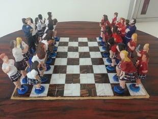 Academy Chess Set