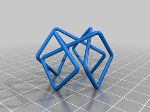 Truncated Cube Knot