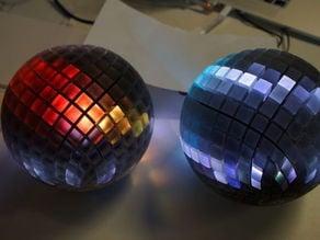 Lumigeek 3d printed speaker