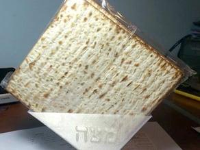 Matza holder for Passover