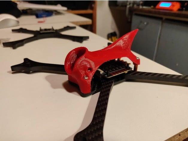 Emodia quad frame racer pod