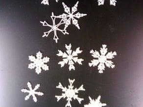 Parametric Snowflake