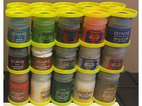 Citadel Paint holder x10