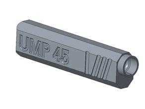 Airsoft G&G UMP (UMG)  Silencer
