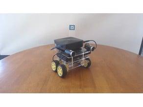 AR Rover Robot DualCam 4WD i5NUC