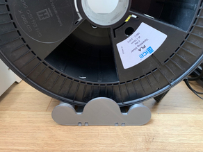Simple Filament Spool Stand V5