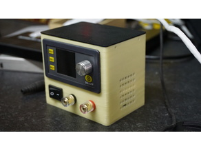 Mini stabilized lab power supply DP50V5A
