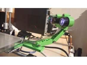 Heatbed Raspberry Pi (IR) Camera Mount