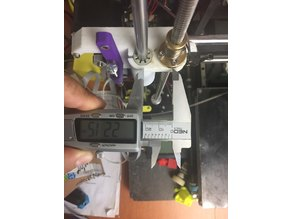 Anet A8 Upgrade motor and top plate on Z axis ...